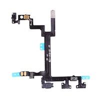 iPhone 5S volym knapp mute och powerknapp