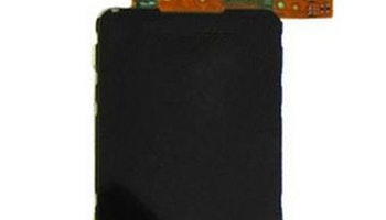 Sony Ericsson C901 Skärm