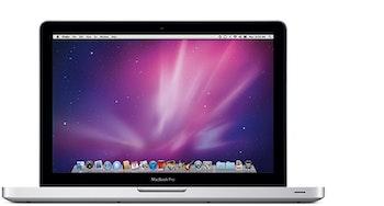 """Begagnad MacBook Pro 13"""" tidigt 2011"""