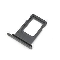 iPhone XR Sim Card Tray svart