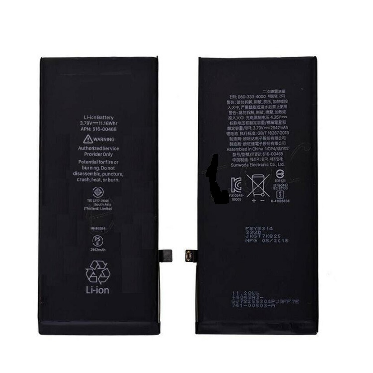iPhone XR Batteri -Högkvalitet