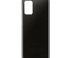 Samsung Galaxy S20 G980/G981 Bak glass batterilucka svart