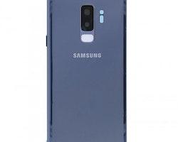 Samsung Galaxy S9 Plus G965f Bak Glass batterilucka Blå