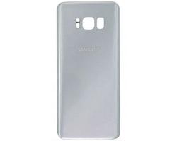 Samsung Galaxy S8 Plus G955f Bak Glass batterilucka Silver