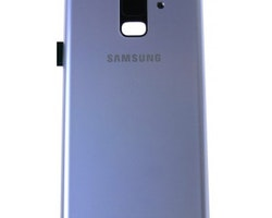 Samsung Galaxy A8 A530 Bak Glass batterilucka Grå