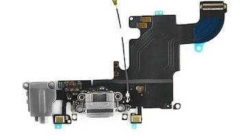 iPhone 6S Laddkontakt med Mikrofon och hörlursuttag