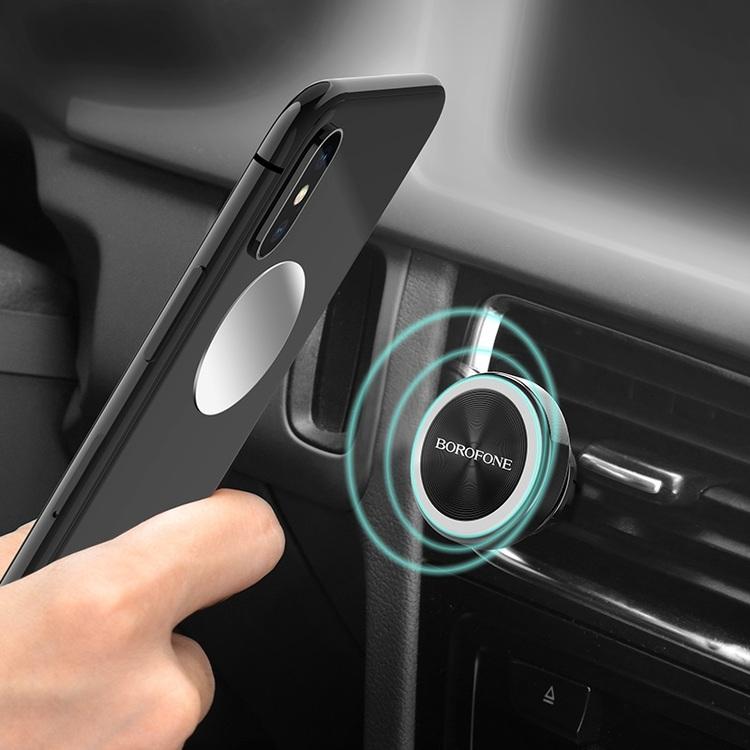 BOROFONE BH6 magnetisk mobilhållare Svart