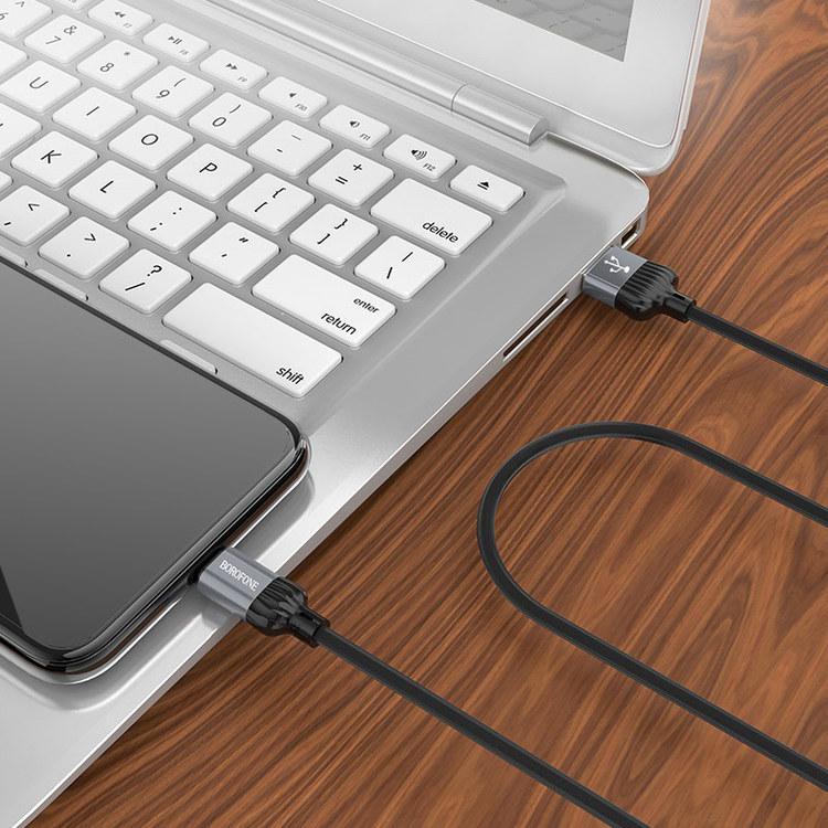 BOROFONE BX28 Dignity Lightning kabel för iPhone