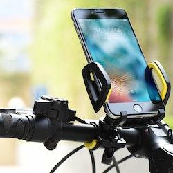 HOCO CA14 Cykel mobilhållare Svart-Grå