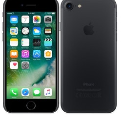 Begagnad Iphone 8 Svart ,64GB Olåst
