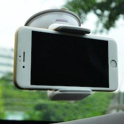 HOCO CA5 Bil mobilhållare Vit-Grå