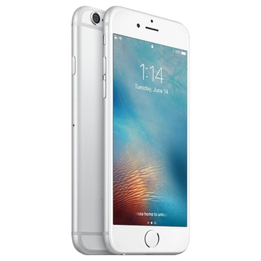 Begagnad iPhone 6 16GB vit, No touch ID