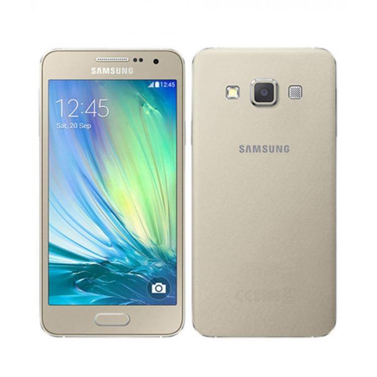 Begagnad Samsung Galaxy A3 A300FU Guld, 16GB