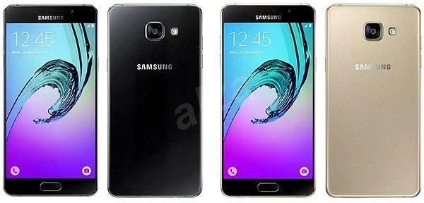 Begagnad Samsung Galaxy A5  2016 SM-A510F, Guld