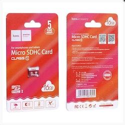 HOCO Memory card TF Micro SDHC Class 10 16GB