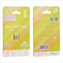 HOCO Memory card TF Micro SDHC Class 10 32GB