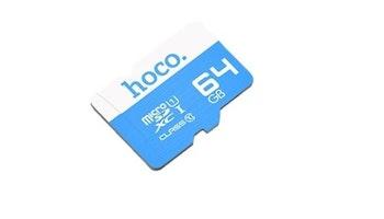 HOCO Memory card TF Micro SDXC Class 10 64GB