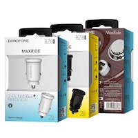 In-car charger BZ8 MaxRide