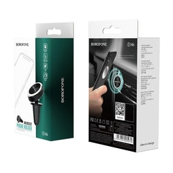 BOROFONE BH6 Platinum in-car phone holder