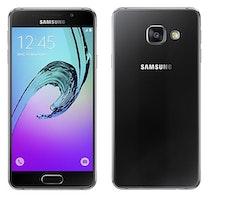 Begagnad Samsung Galaxy A3 A310F Svart, 16GB