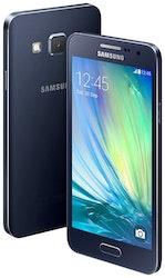 Begagnad Samsung Galaxy A3 A300FU Svart, 16GB