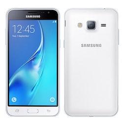 Begagnad Samsung Galaxy J3 2016 SM-J320FN Vit