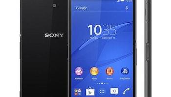 Begagnad Sony Xperia Z3 D6603 Svart