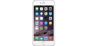 Begagnad iPhone 6 Plus 16GB Silver