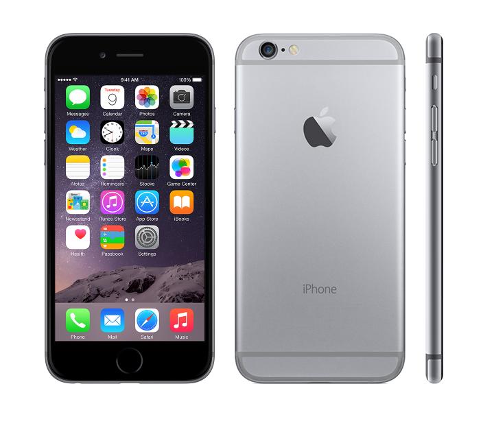 Begagnad iPhone 6
