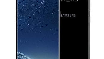 Begagnad Samsung Galaxy S8 G950F Svart Grade A+