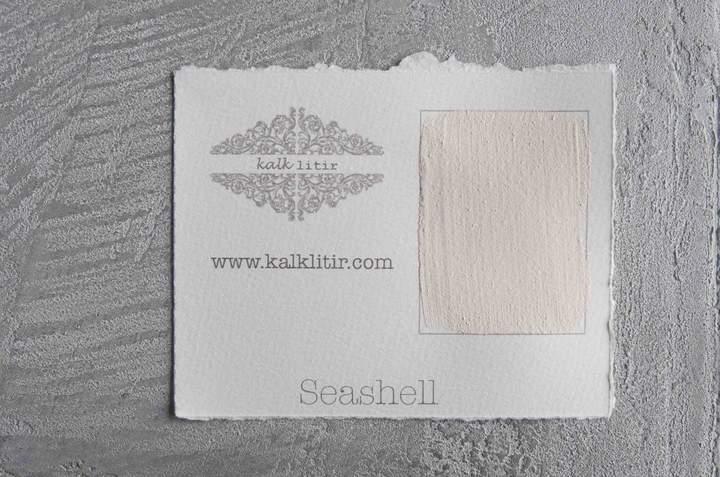 Färgprov kalklitir /Seashell