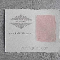 Färgprov kalklitir /Antique rose