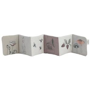 Konges Sløjd /Fabric book girl