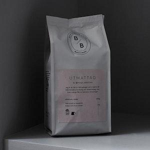 Svanfeldts Coffee, malet kaffe - Utmattad