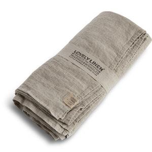 Lovely linen - Duk, natural beige
