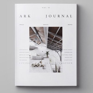Ark Journal Vol. VI - New Mags