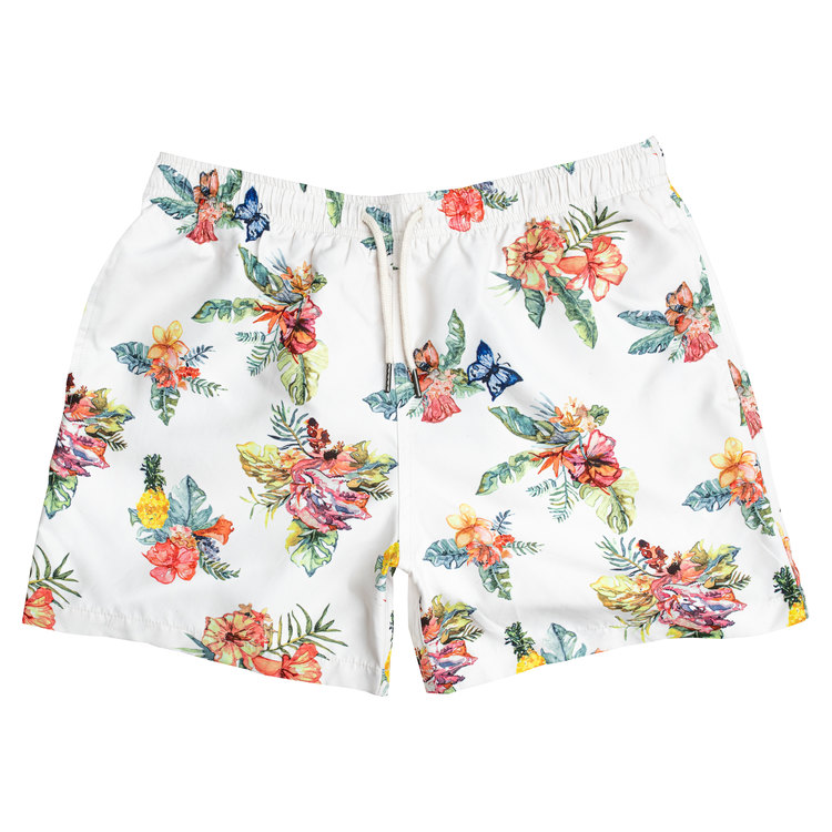 Summer feeling swim shorts