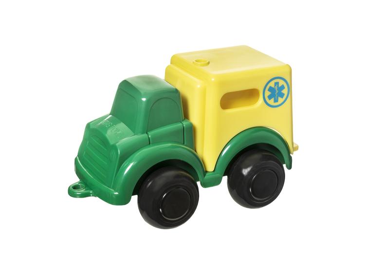 Blåljusbilar
