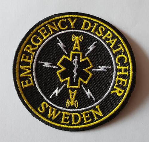 Emergency Dispatcher Patch