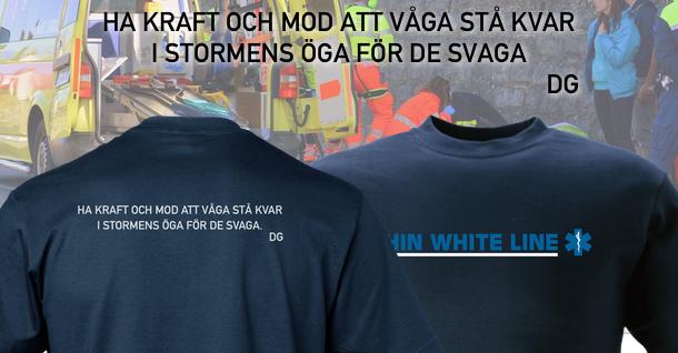"T-Shirt ""I Stormens öga"""