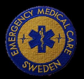 Emergency Medical Service Patch Kardborre