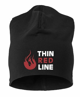 Thin Red Line Beanie