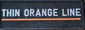 Thin Orange Line Patch