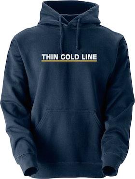 Thin Gold Line Hoodie