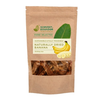 Naturally Dried Bananas. Whole or chunks (500g / 1kg)