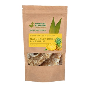 Naturally Dried Pineapple Rings (500g / 1kg)