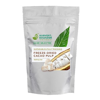 Freeze-Dried Cacao Pulp (40g)
