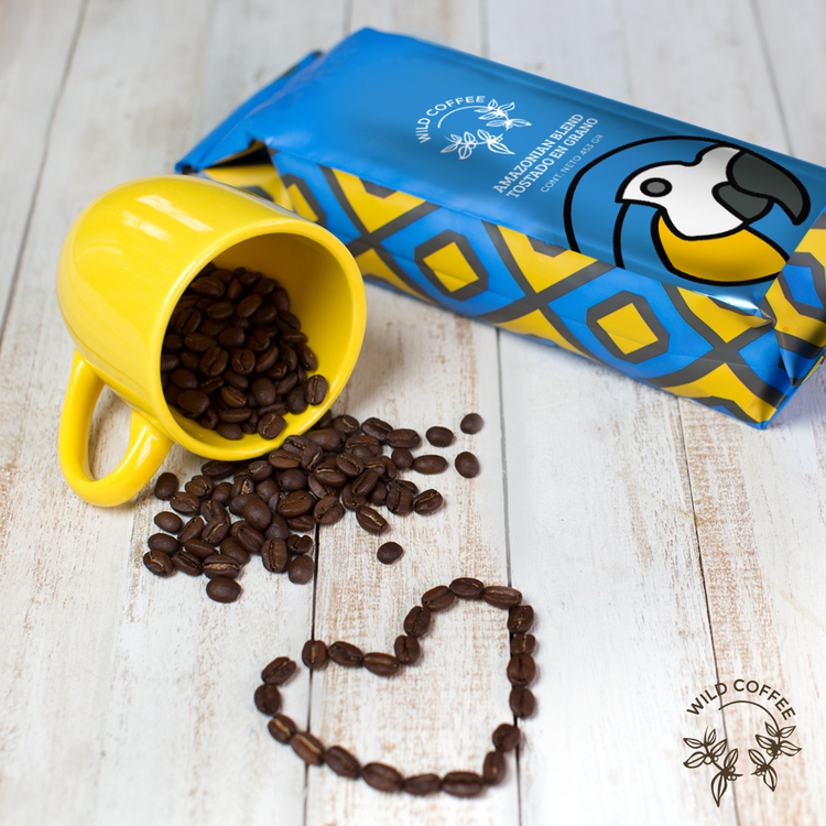 Wild Coffee - Roasted Beans