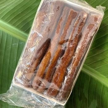 Naturally Dried Bananas 260g