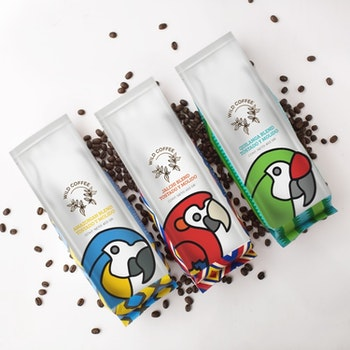 Wild Coffee Ground Ceramic X-Mas Pack